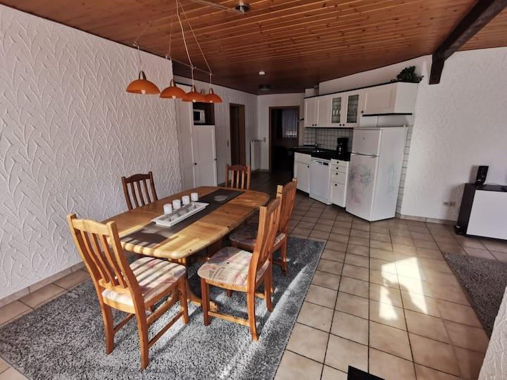 Ramstein in Ruhe Genießen, in schöner 72m² Wohnung