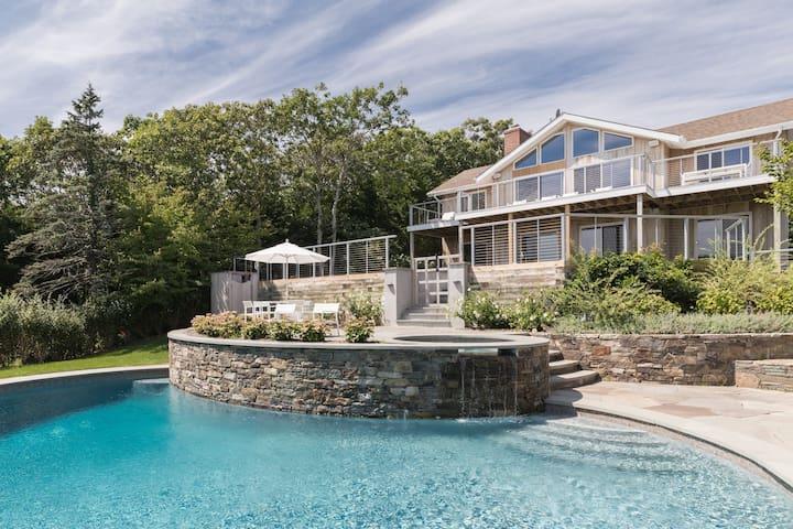 Montauk Modern Oceanview