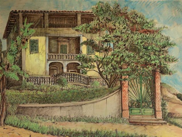 Villa Baronzola, Organic Farm, Private Home, B&B