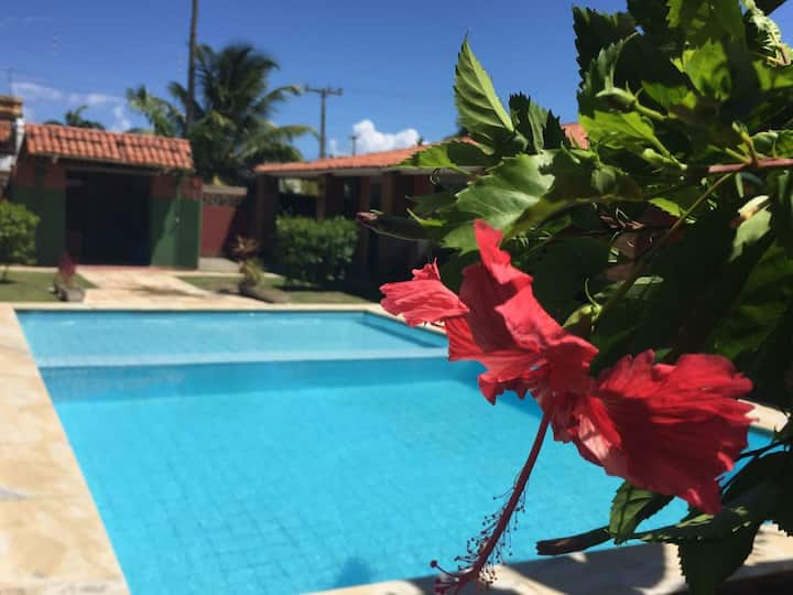 Casa Cioba - Eco Vila Bico Verde - 2 suites 60m²
