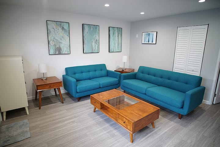 Luxury 1 bedroom #3 - 167 ft to Mission Beach