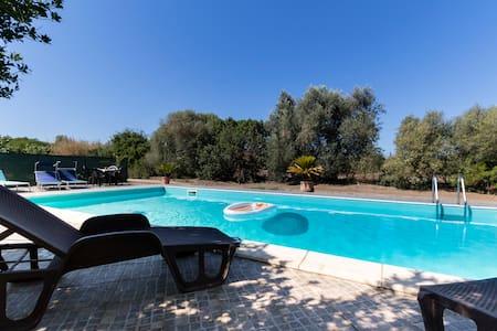 """Cozy Room """"White"""" in Private Villa in S/W Sardinia - Zona Industriale Regionale - Villa"""