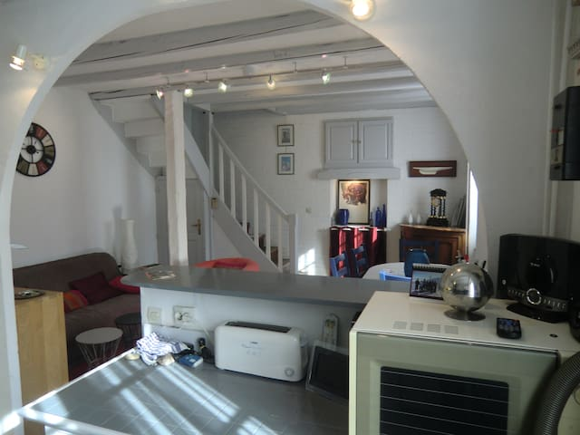 House 90m2 10' from Grenoble close to ski/mountain - Saint-Nazaire-les-Eymes - Casa