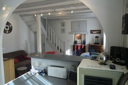 House 90m2 10' from Grenoble close to ski/mountain - Saint-Nazaire-les-Eymes - 獨棟