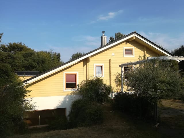 Ferienhaus auf tollem Grundstück in Langwedel