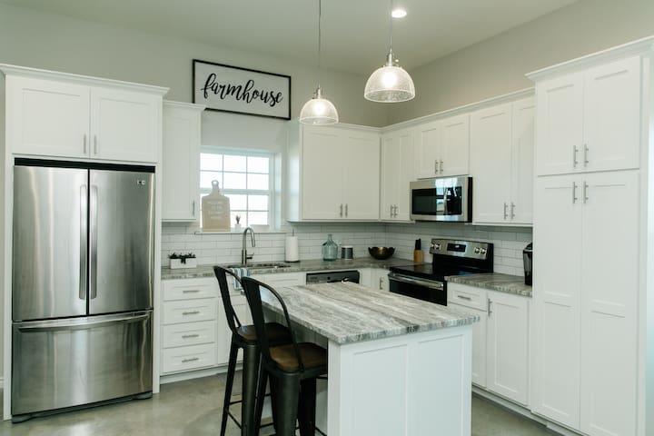 The Bethany House - Countryside Retreat Near Waco