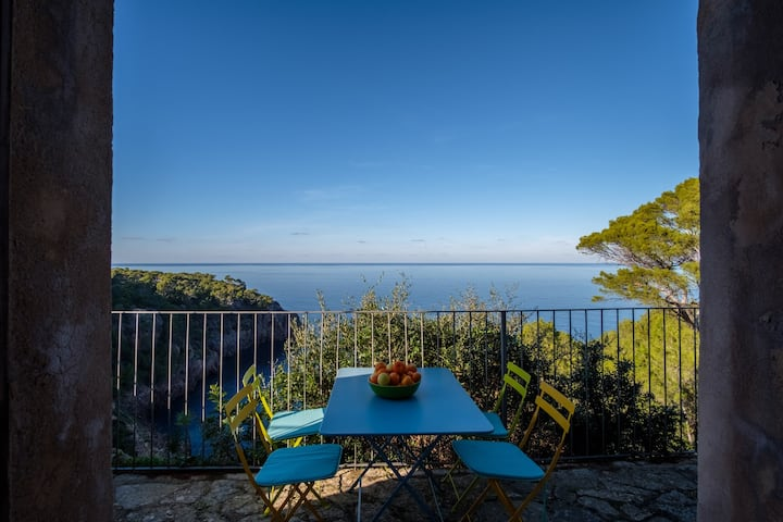 EL MIRADOR - CALA DEIA - Amazing Sea Views