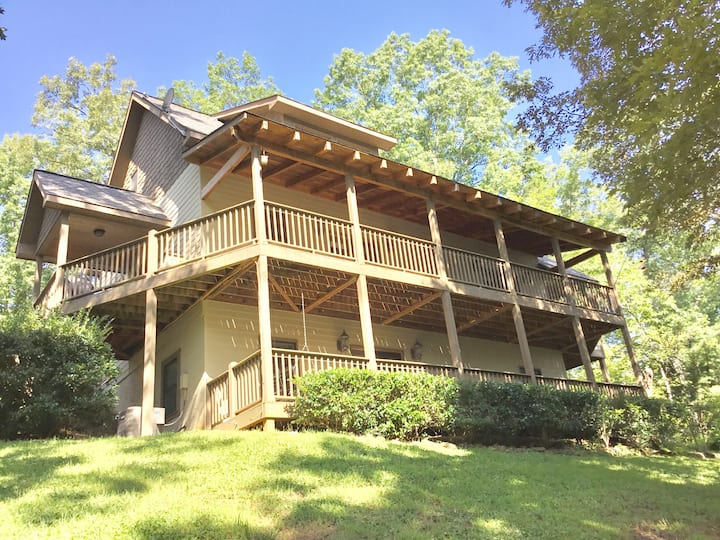 Get Away To The Mtns*Bear Paw Resort*Lake Hiwassee