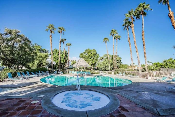 ❤️ Top Rated Palm Desert Resort *Desert Breezes*#3