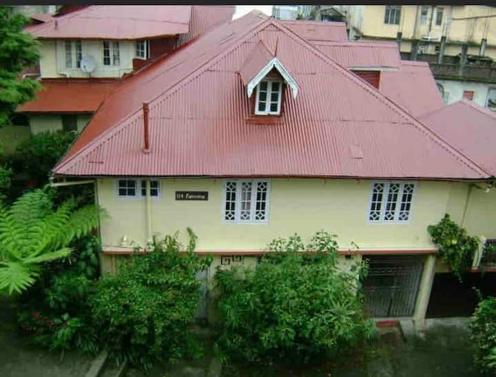 Pedma Residency- 100 year heritage wooden cottage.