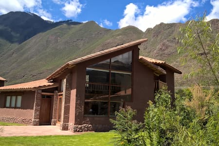 Nice House in exclusive condo. Sacred Valley Cusco - Urquillos - House