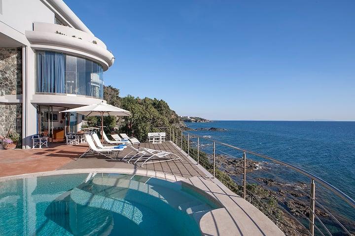 VILLA CASTIGLIONCELLO , con piscina privata