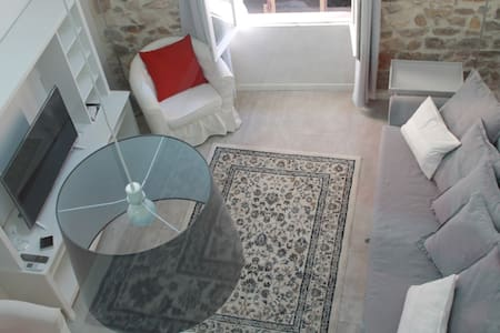 Beautiful Sunny Modern Apartment Old Town Antibes - Antibes