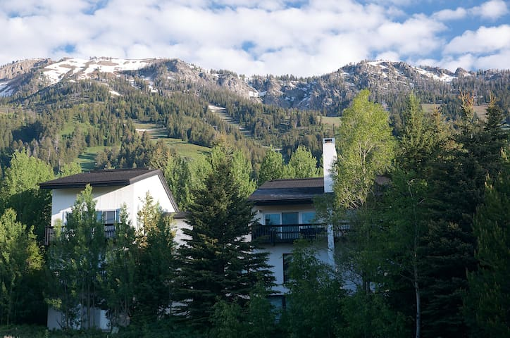 Four Seasons Condo - Teton Village - Apartament