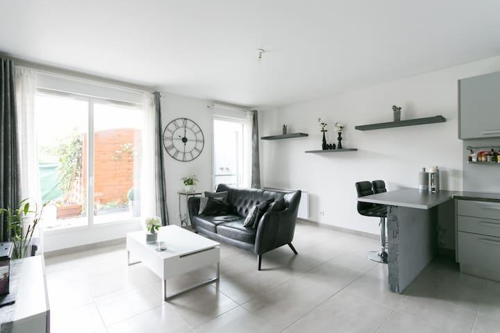 Appartement Marne-la-Vallée - Ferrières-en-Brie - Flat