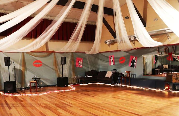 Chateau Ballroom: Portland's Magical Dance Escape