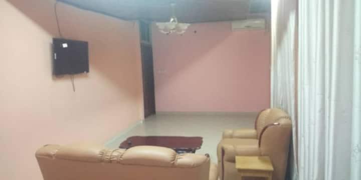 Appartement climatisé à Douala