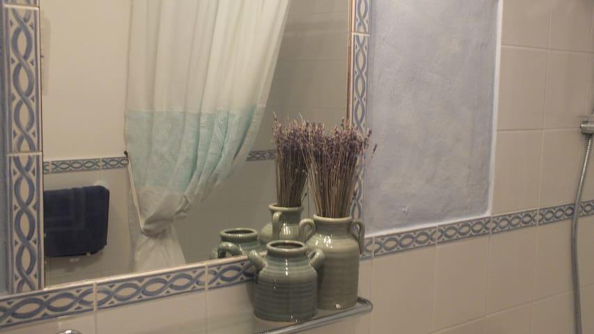 Fonte Pecciano 1856 l'ulivo bathroom