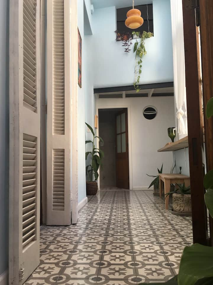 Cosy & vintage house in Palermo.