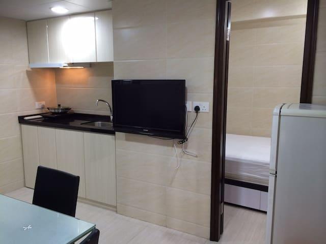 2 bedroom apartment in Mong Kok - hong kong - Apartment