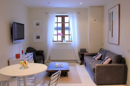 Stylish 1 Bedroom Apartment - Apartamento