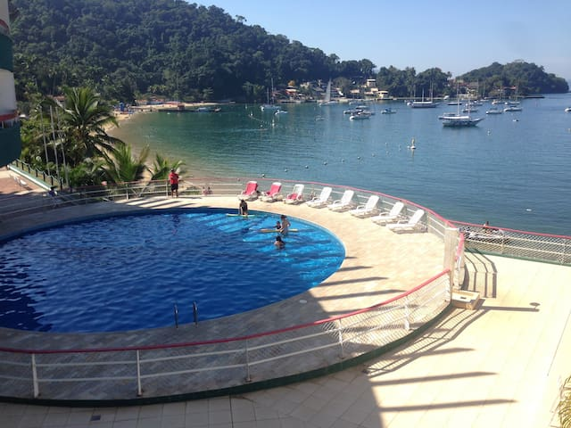 Angra dos Reis Apartment Flat Beach - Angra dos Reis - Appartement