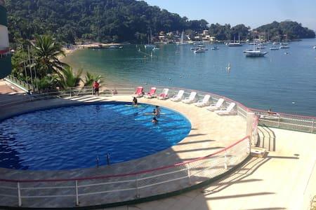 Angra dos Reis Apartment Flat Beach - Ангра-дос-Рейс