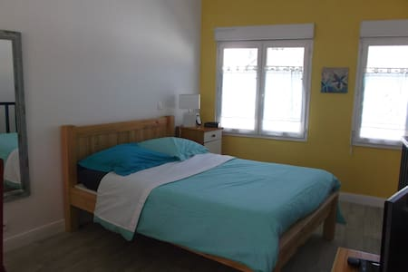 Studio tout confort proche Royan - Saujon - Apartemen