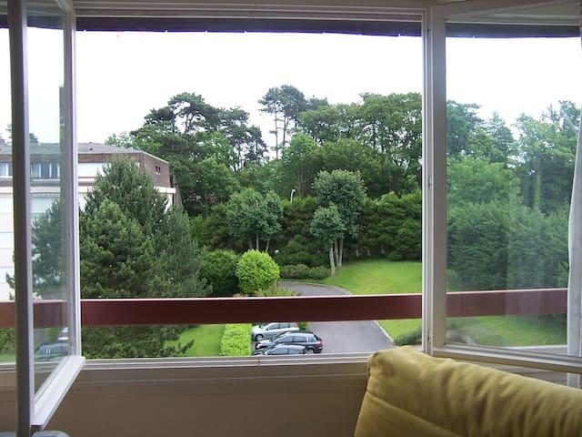 Appartement calme proche de la mer - Villers-sur-Mer - Apartament