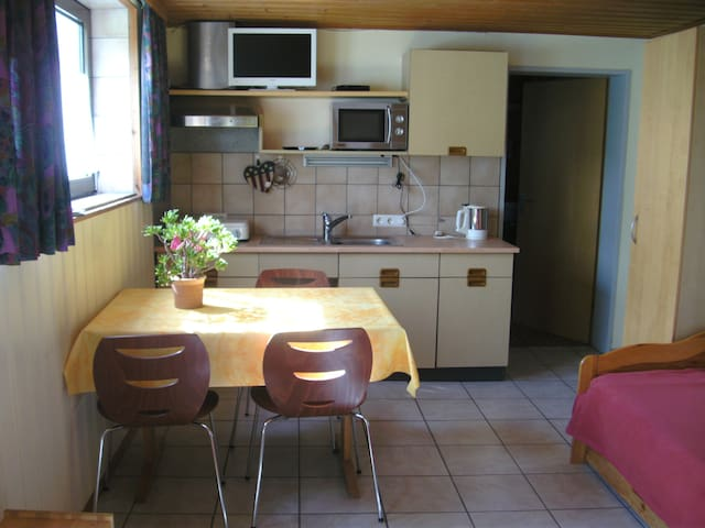 Comfordable and quiet apartment - Burgau - Huis