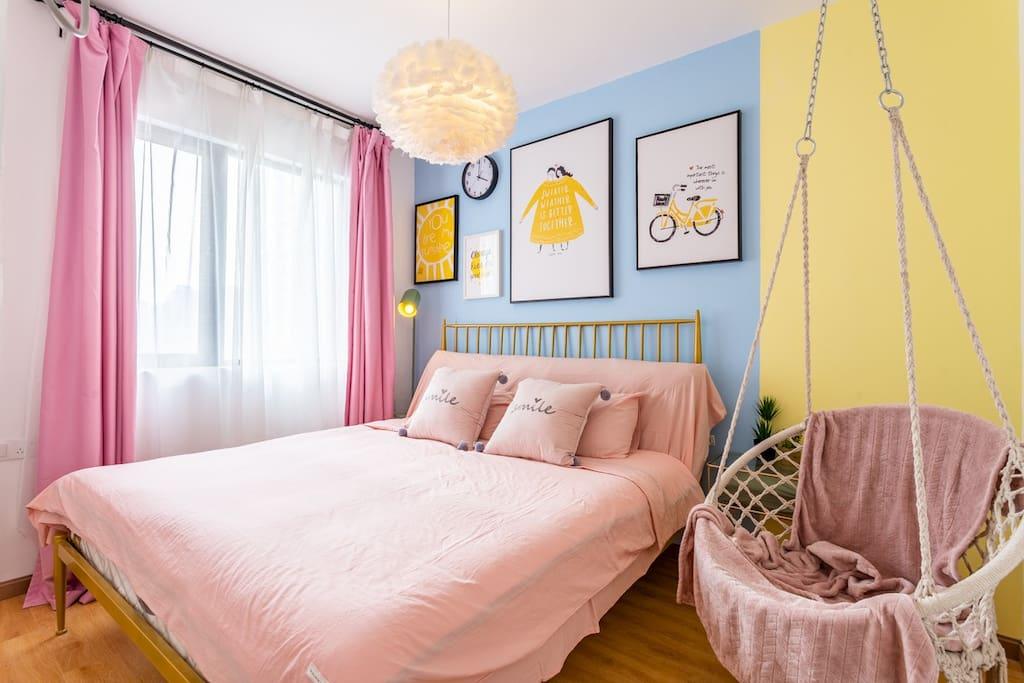 卧室-双人床
