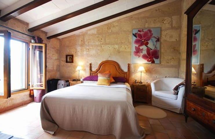 Ferienwohnung Studio Finca Libertad Mallorca CT - Campos - Appartement