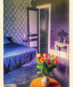 Chambre Baroque - Layrac - Bed & Breakfast
