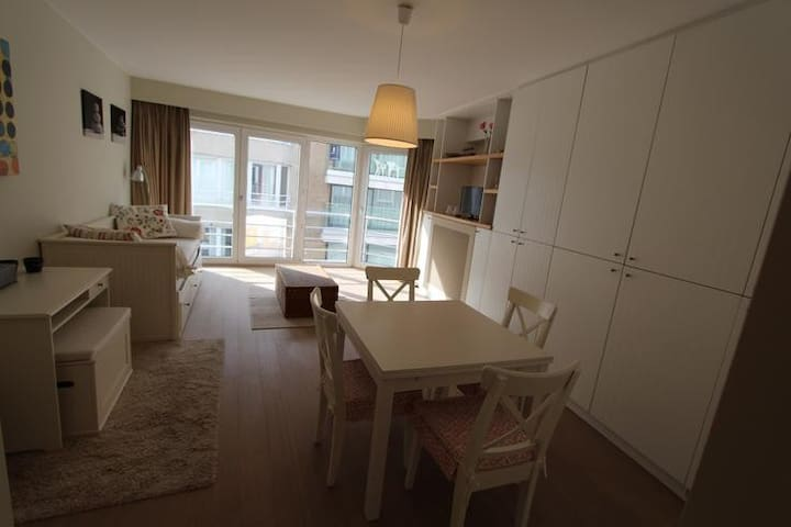 Cosy chic one bedroom in Zoute -  Seaview!! - Knokke-Heist - Wohnung