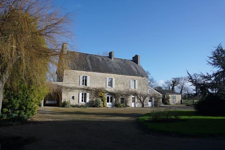 Gîte de la Vallée - La Cambe - Dům