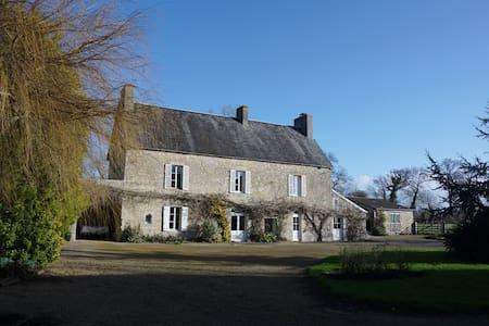 Gîte de la Vallée - La Cambe - Hus