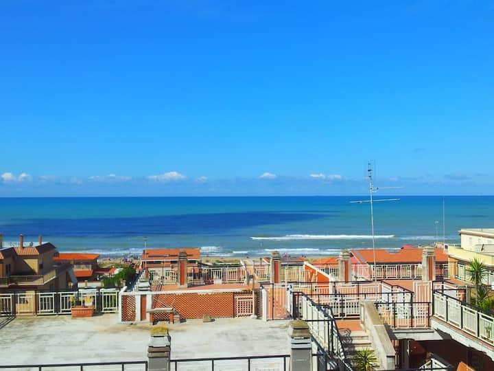 relax sul litorale romano