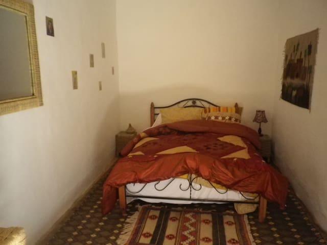 chambre dans petit village  - taroudant - Bed & Breakfast