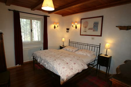 B&B Villa Dolomites   Capriolo Room - San Vigilio - Bed & Breakfast