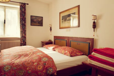 B&B Villa Dolomites   Tyrolean Room - San Vigilio - Bed & Breakfast