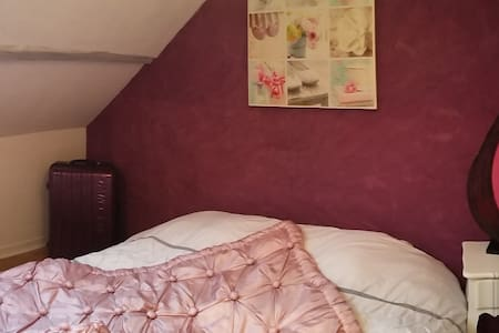 Petite maison de ville - Bourges