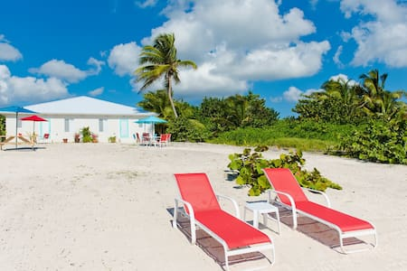 Coco Beach Villas #2 (Ocean Front View) - Vila