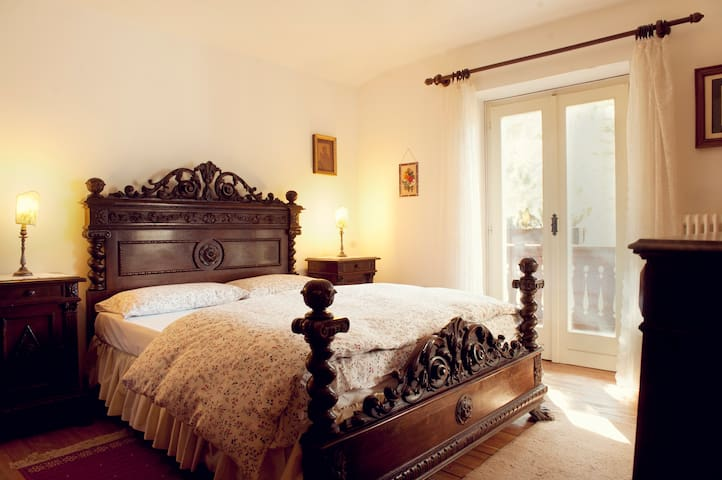 B&B Villa Dolomites Greeen FL Room
