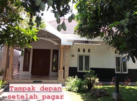 Rumah mewah dan nyaman