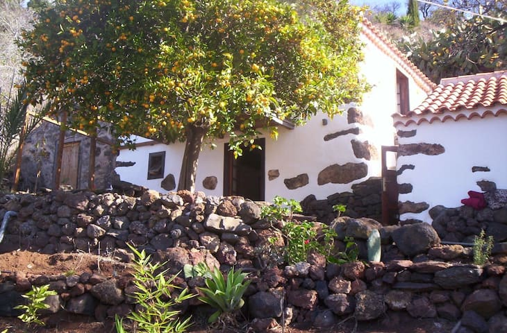 Finca in Spain to rent - Puntagorda - Casa