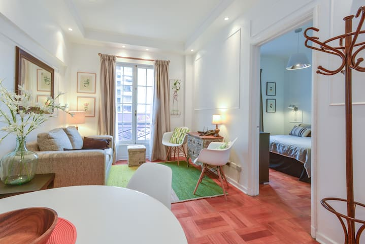 Quiet and Beautiful apartment in Bellas Artes