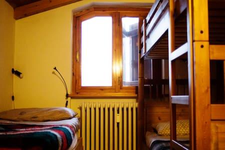 Alpine definition of relax - Courmayeur - Leilighet