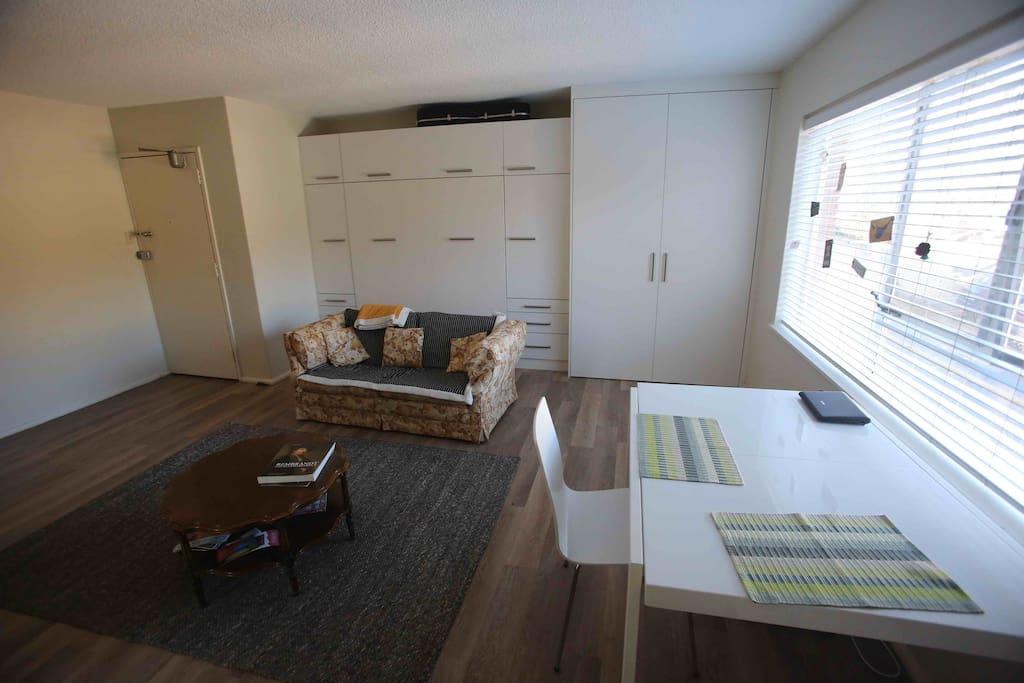 Main Living Room / Bedroom