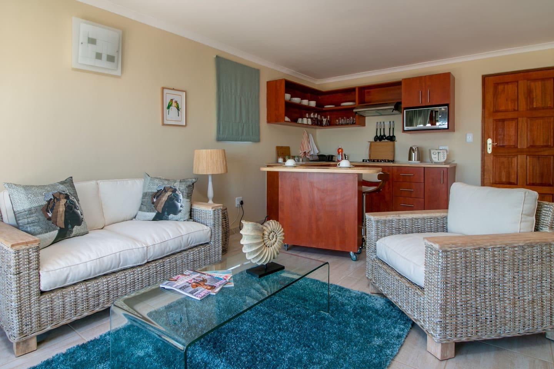 Sea Urchin Living Room space