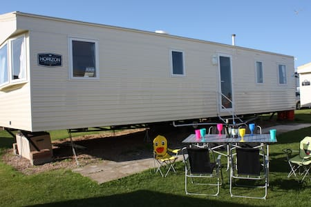 New caravan at Haven Devon Cliffs - Exmouth - Cabin